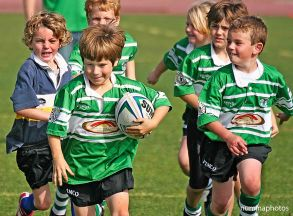 Kid's Rugby