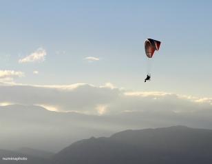 Salton Sea Paraglider