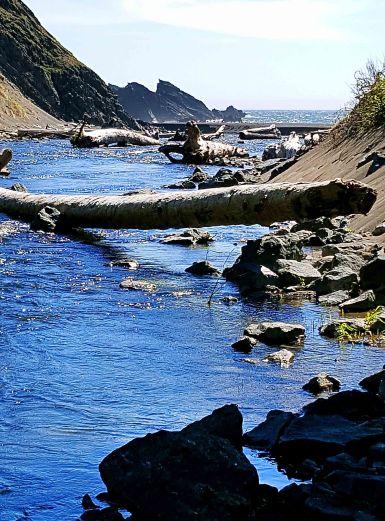 Ocean stream small